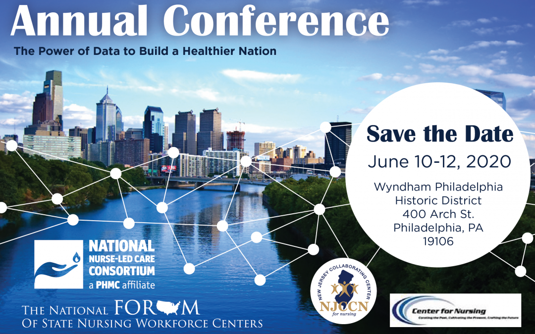 2020 National Forum for State Nursing Workforce Centers and National Nurse-Led Care Consortium Annual Conference